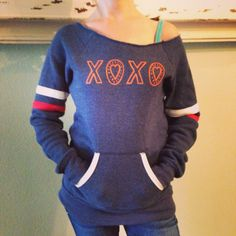 BRAND NEW XoXo Valentines Day Off The Shoulder by SaSeaDecor, $35.00