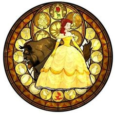 I just might end up with a house full of disney stained glass windows..lol!