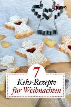 Wer sich ein wenig Abwechslung in der Keksdose wünscht und dafür noch Rezepte sucht, ist hier genau richtig. Von einfach bis anspruchsvoll, mit und ohne Ausstechen, zum Verzieren oder pur Genießen. #vanillekipferl #kekse #plätzchen #keksrezepte #plätzchenrezepte #rezept #rezeptideen #weihnachtskekse #weihnachtsplätzchen #keksebacken #plätzchenbacken #weihnachtsbäckerei #servus #servusmagazin #servusinstadtundland Cereal, Breakfast, Food, Treat Box, Addiction, Food Food, Morning Coffee, Meals, Yemek