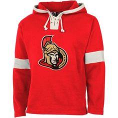 Old Time Hockey Ottawa Senators Grant Lace Hoodie 99907438c