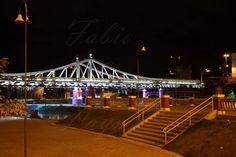 Parque da Ponte centenária na 7 de setembro - Ponte dos Ingleses