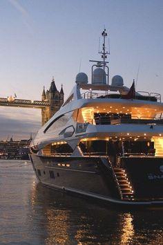 Yacht Design, Super Yachts, Yacht Luxury, Luxury Boats, Luxury Travel, Luxury Suv, Yachting Club, Bateau Yacht, Private Yacht
