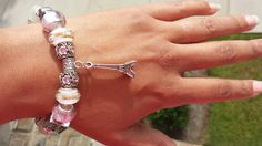 Check out this item in my Etsy shop https://www.etsy.com/listing/253903717/eiffel-tower-paris-bracelet