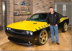 Chip Foose Takes on a Challenger