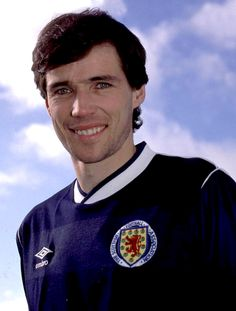 Alan Hansen. Liverpool and Scotland.