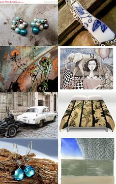 Tempting Treasures to Love by Stephanie Watson on Etsy--Pinned with TreasuryPin.com