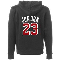 Eqmpowy Autumn 2017 new women/men's casual players 23 Jordan print hedging hooded fleece sweatshirt hoodies pullover
