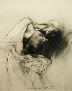 Ernest Pignon-Ernest. #ernestpignon http://www.widewalls.ch/artist/ernest-pignon-ernest/