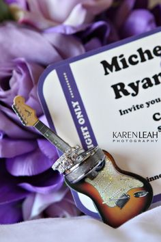 http://www.karenleahphotography.com/Weblog/?p=1792 Music Themed Wedding, Music Themed Ring Shot