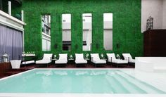 1828 SMART HOTEL BUENOS AIRES, ARGENTINA, Super comfy patio chairs by the infinity Pool