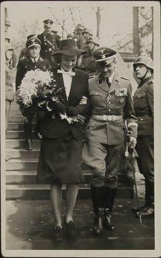 Dedicated to Walter Schellenberg Major General, Portraits, Ww2, Paris, Concert, German, Weddings, World War, Police