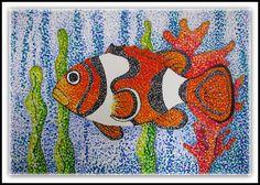 Pointillism Lesson Plans | Tuesday, June 12, 2012