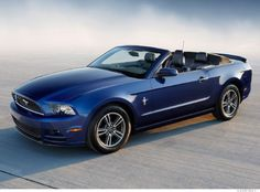 2014 ford mustang convertible 2