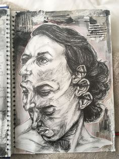 sketchbook portraits paintings ideas level gcse art 68 aGcse Art Sketchbook Portraits Paintings 68 Ideas A Level Art Sk Inspiration Art, Sketchbook Inspiration, Art Inspo, A Level Art Sketchbook, Sketchbook Layout, Sketchbook Ideas, Sketchbook Project, Arte Gcse, Portfolio D'art