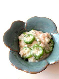 おくらとシーチキンとポテト - 4件のもぐもぐ - おくらサラダ by Rosmaki