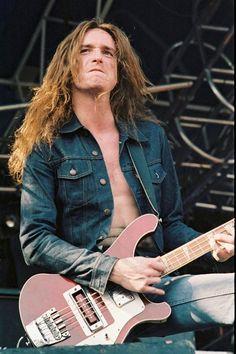 Metallica 1984 © Joseph Carlucci