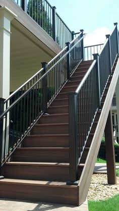 Best Impressive Metal Pan Stairs Porches In 2019 Stairs 400 x 300