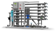 How does desalination remove sodium chloride from feed water using a desalination system? Read More…