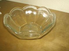 hübsche alte Glasschale aus Oma's Schrank von MajaSt auf DaWanda.com