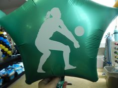 Volleyball Balloon, Volleyball Decorations,Sports Decoration,Girl Female Volleyball,Birthday Party D Purple Party Decorations, Birthday Party Decorations, Birthday Parties, Purple Balloons, Gold Confetti Balloons, Personalized Balloons, Custom Balloons, Volleyball Birthday Party, Volleyball Decorations