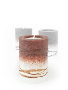 Rolle braun Candle Jars, Candle Holders, Candles, Zell Am See, Brown, Porta Velas, Candy, Candle Sticks, Candlesticks