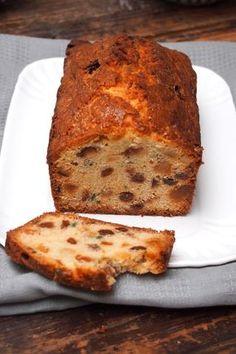 Le vrai cake anglais,