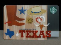 Starbucks Card - brother in law & family got me this one