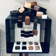 Designstücke: exklusive Handtaschen und Accessoires aus Holz – nussbag Rind, Belt, Design, Bags, Wood, Accessories, Wood Grain, Handbags, Belts