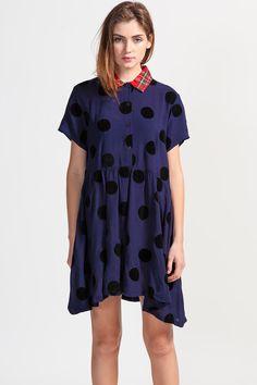 Koshka - Lazy Oaf 'Floka' Dot Dress, $96.00 (http://www.shopkoshka.com/wishlist/lazy-oaf-floka-dot-dress/)