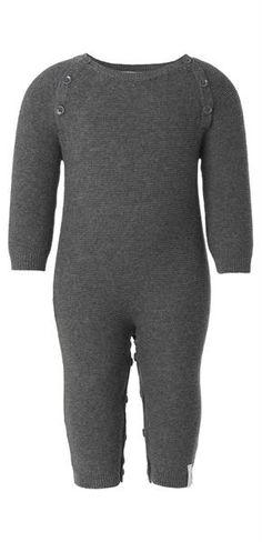 Baby- und Kinderbekleidung - Bodys & Strampler - Noppies - Strampler - Pip - Schwarz - 8715141157279