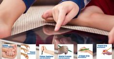 Weak hand grip can lead to more attention and sensory issues in the classroom.