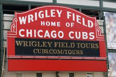 Attend a Cubs Game at Wrigley Field, Chicago - TripBucket