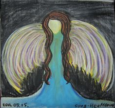 Painting by Sung-Hee (Regina) Hong