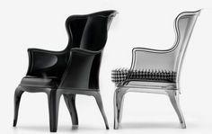 sillas de policarbonato