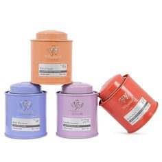 Buy the Perfect Puds Mini Caddies online from Whittard of Chelsea, part of our library of beautiful, luxury gifts for tea, coffee and cocoa lovers.