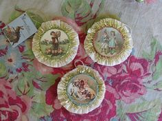 Bethany Lowe, Easter Egg Crafts, Feather Tree, Candy Containers, Crepe Paper, Vintage Valentines, Rosettes, Christmas Crafts, Xmas