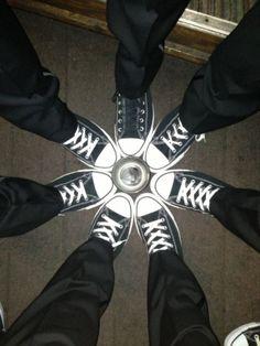 Just a circle  #Converse