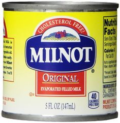 Milnot Original Evaporated Filled Milk, 5 Ounce (Pack of 24) -- Awesome deals : baking desserts recipes