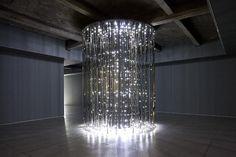 leo villareal light show - Google Search