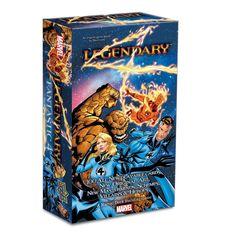 Legendary: Fantastic Four Expansion