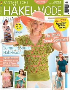 Fantastische Häkel-Mode-Ideen 03/2016