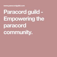 Paracord guild - Empowering the paracord community. What To Make, Collar And Leash, Paracord, Making Out, Improve Yourself, Community, Join, Knots, Hobby Ideas
