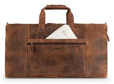 Gentlemen ever look good in luggage... Koffer, Rucksäcke & Taschen, Reisegepäck, Reisetaschen Gentleman, Messenger Bag, Satchel, Vintage, Bags, Gym Bag, Viajes, Leather, Handbags