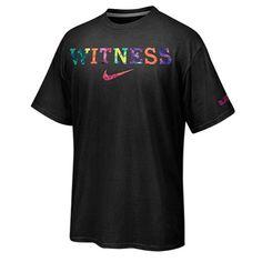 Nike LeBron Dri-Fit Cotton Witness T-Shirt - Men's