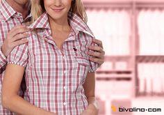 Maßgeschneiderte Bivolino Damenblusen. Kreieren Sie Ihre eigene maßgeschneiderte Bluse online ohne Maßband. Sehen Sie sich die verschiedenen Damenblusen mit karierten Mustern an.