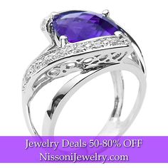 Adorable Jewelry Sale 50-80% OFF from NissoniJewelry NissoniJewelry.com presents Jewelry for all occasions - Engagement & Bridal Diamond Jewelry, Wedding & Anniversary, Birthstone & Colorstone Jewelry, Gifts & more...