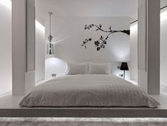 zen decorating ideas for a soft bedroom ambience | bedrooms