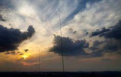 Big sky #sunset