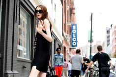 Models at New York Spring 2016