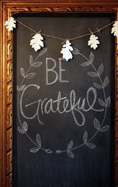 be grateful (pretty for thanksgiving)